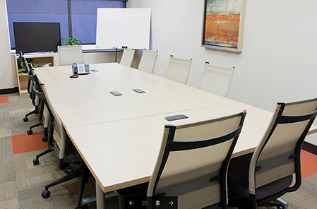 Medium Boardroom Salt Lake